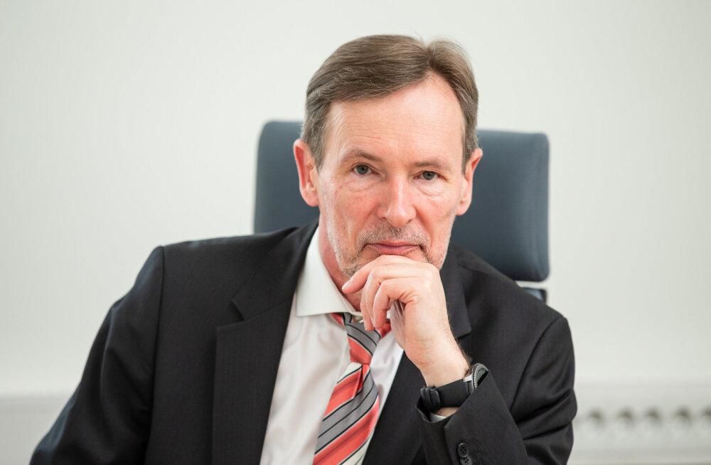 """Rail Baltic Estonia juht Tõnu Grünberg: Rail Baltica """"roheline bilanss"""" on tugevalt plussis"""