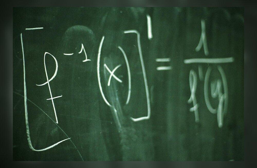 Matemaatilised võimed ei sõltu soost
