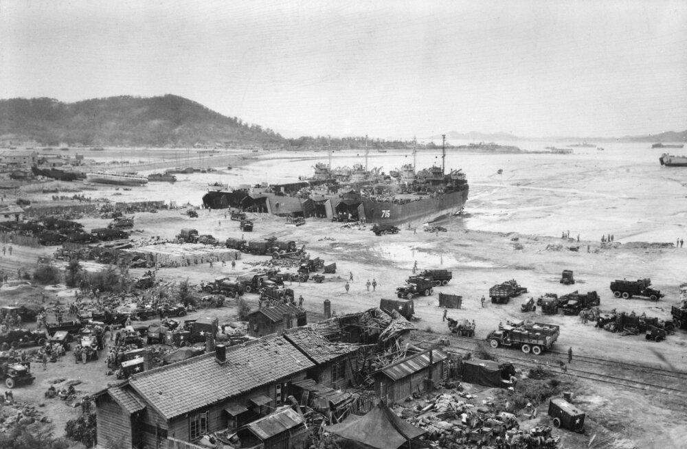 Kuidas hulljulge dessant päästis Lõuna-Korea: on olnud ka hullemaid aegu Põhja-Korea naaber olla