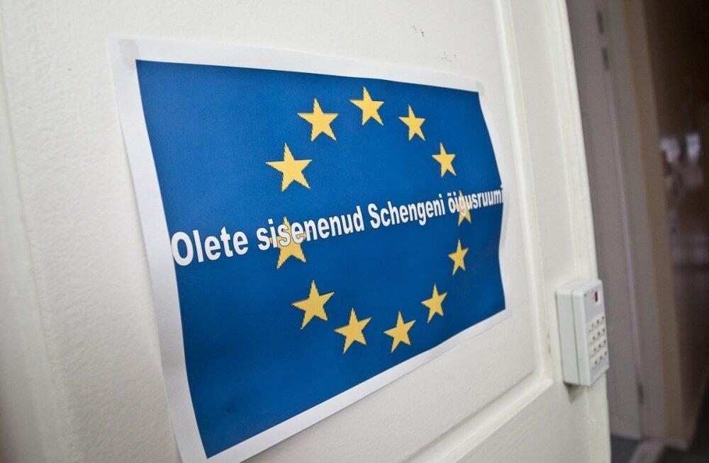 В Таллинне отметят 10-летие присоединения Эстонии к Шенгенской зоне