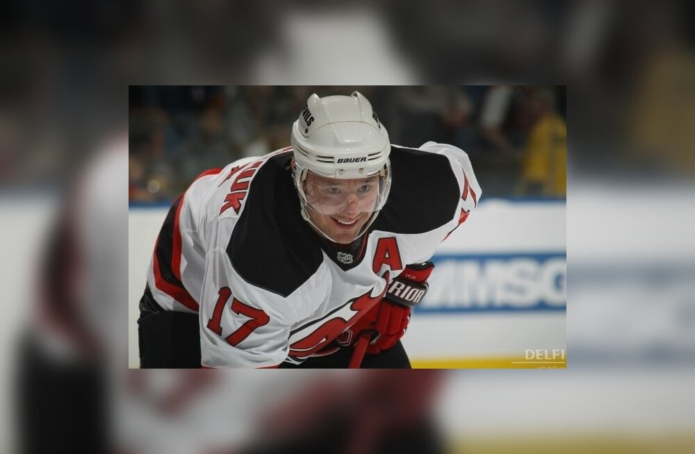 Ilja Kovaltšuk, New Jersey Devils, NHL, jäähoki