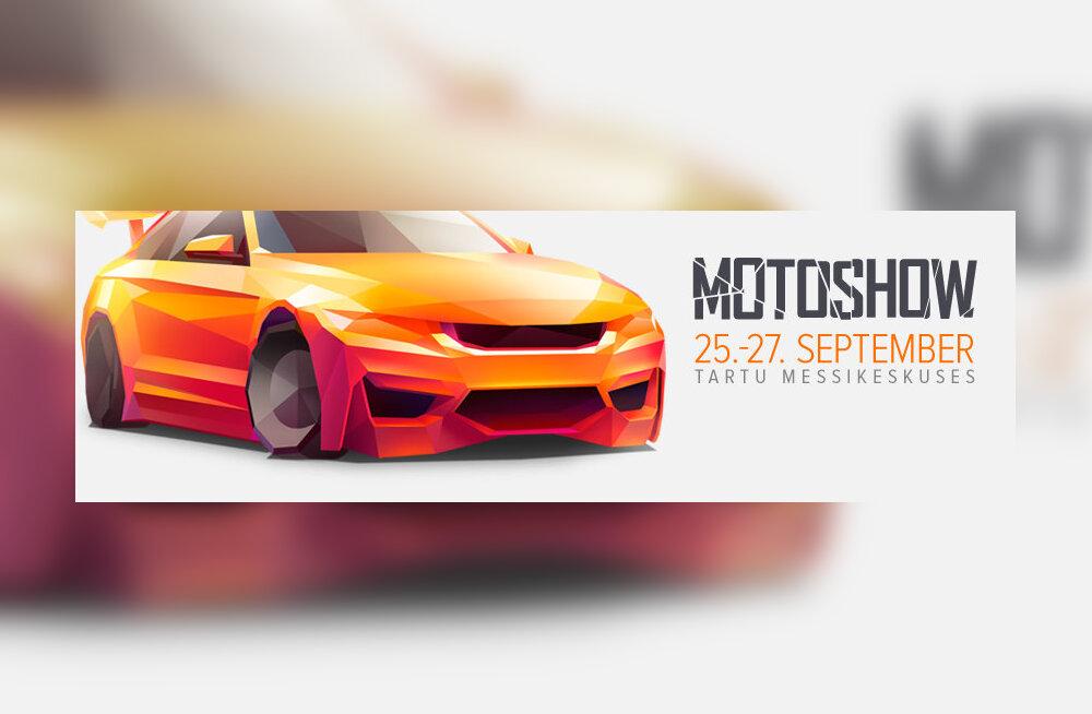 25. septembril algab automess Tartu Motoshow 2015: loe, mida põnevat näha saab!