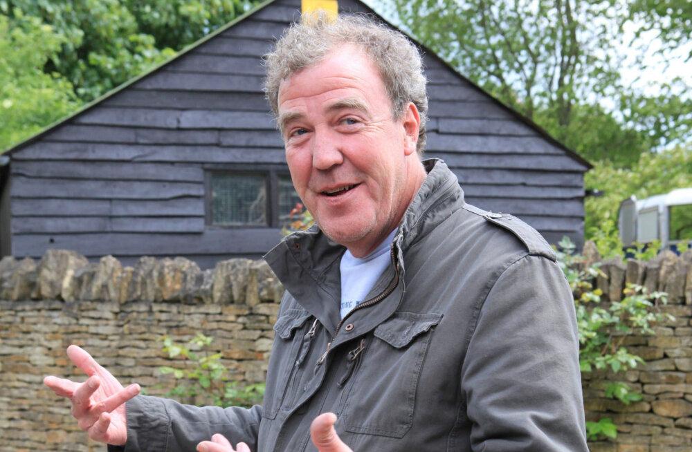 Polegi nii kerge: Jeremy Clarkson on tõeliselt üllatunud, kui keeruline võib olla üksi telesaate filmimine