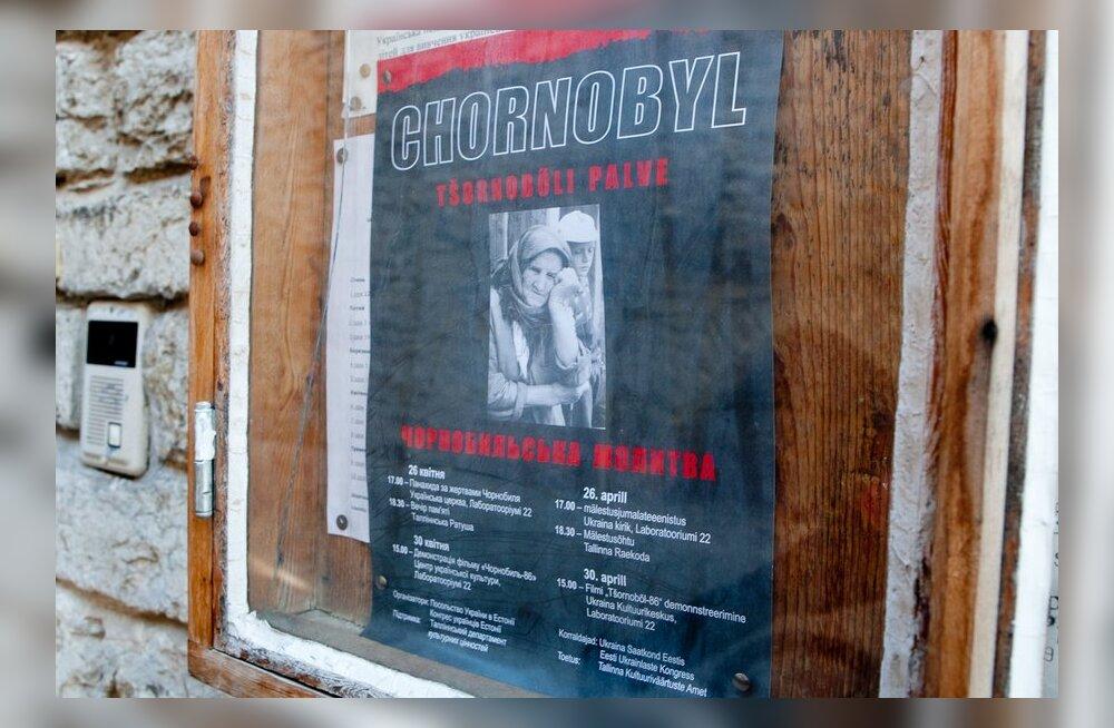 Vene peasanitaararst: Tšernobõli õnnetus ei muutnud kiirgusfooni