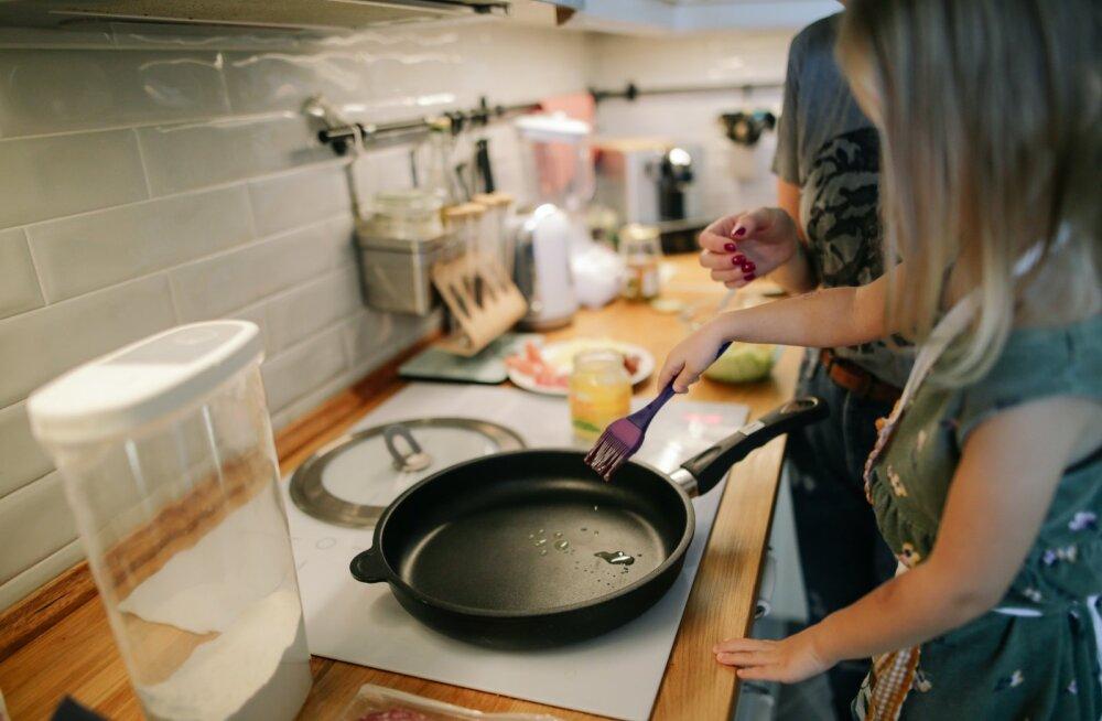Уборка – по физкультуре, ужин – по трудам: самые изобретательные задания от эстонских учителей