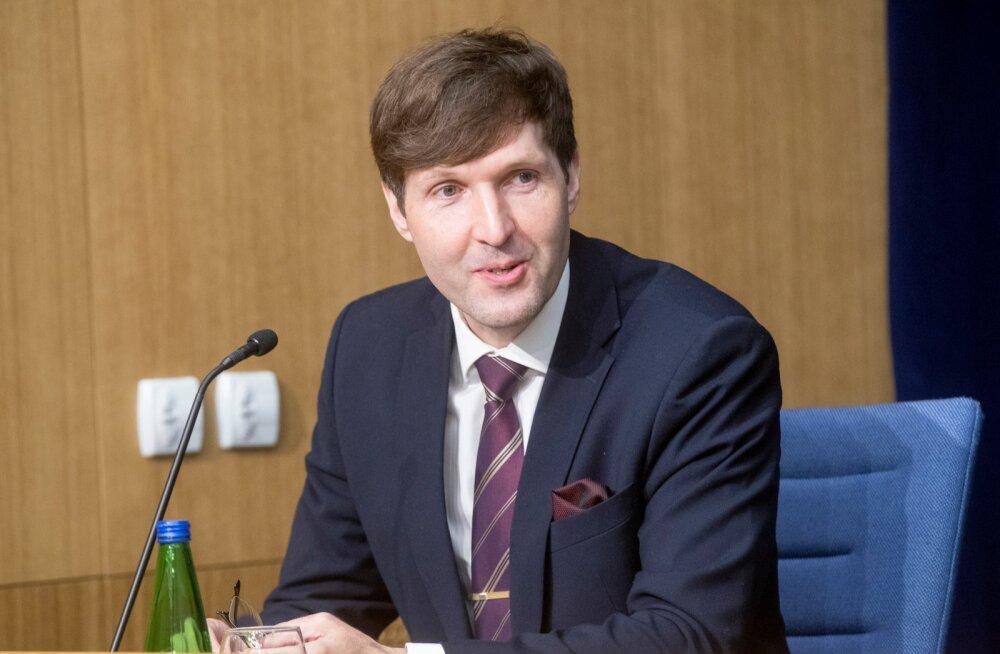 Reuters: EL-i rahapesuvastase võitluse plaanile oli vastu suurima skandaali peategelane Eesti