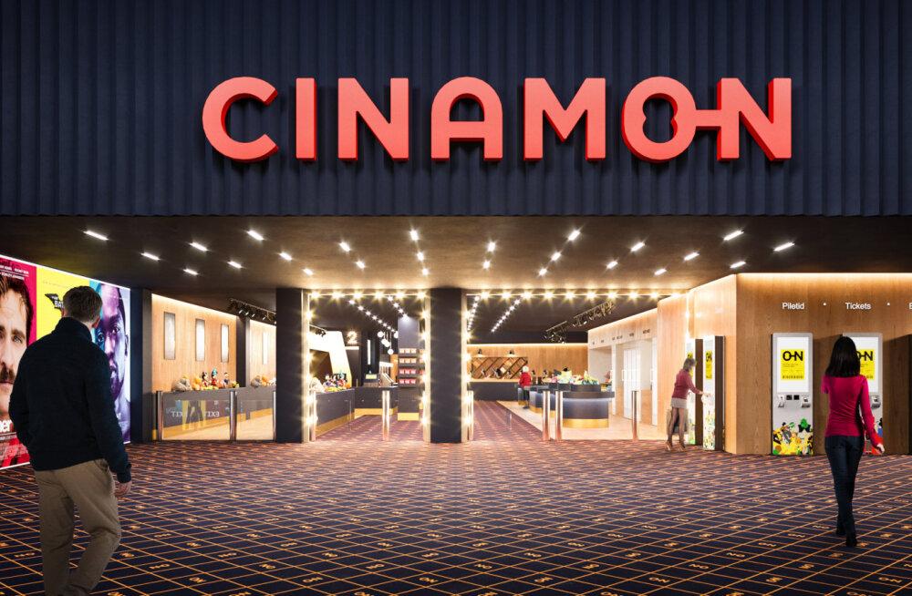 Cinamon avab T1 Mall of Tallinnas Põhjamaade ja Balti regiooni õdusaima kino