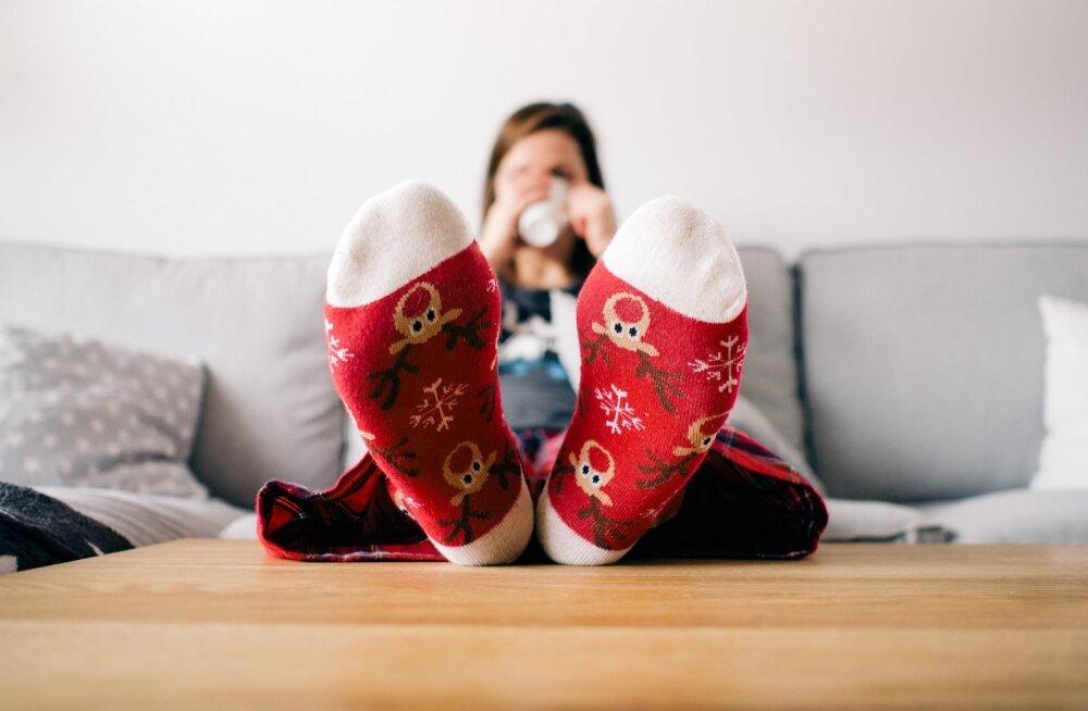Terapeut selgitab: miks pereliikmed just jõulupühade ajal sulle nii närvidele käivad?