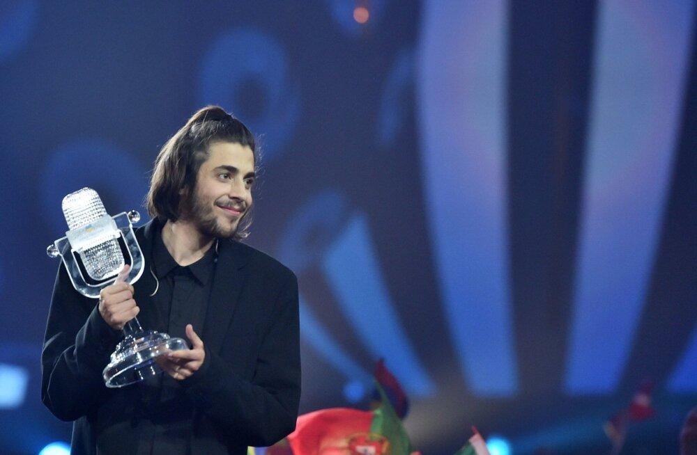 Melomaan, rõõmusta! Eurovisioni võitja Salvador Sobral esineb detsembris Eestis