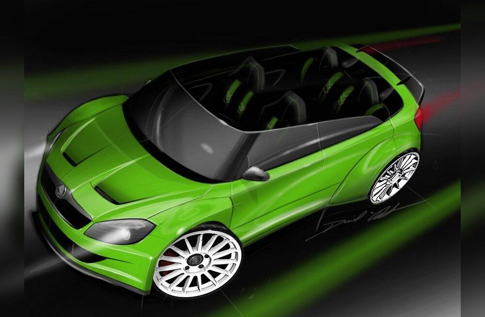 Sellist Škodat tahaks küll, aga mida sellisega peale hakata?