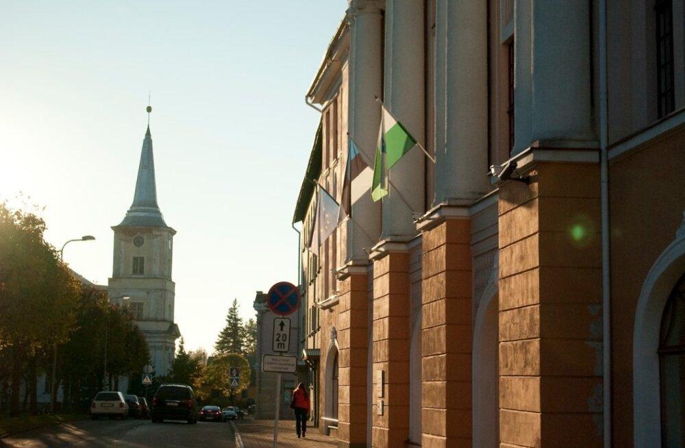 HALDUSREFORM | Volikogu ei tahtnud külakomisjoni