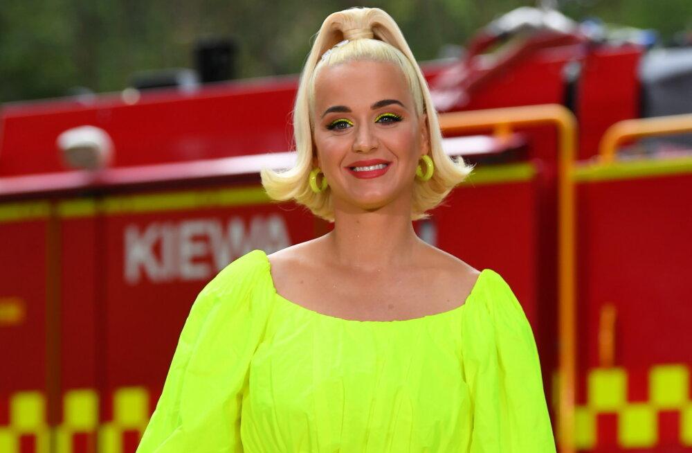 Katy Perry avaldab, mis tegevus aitab tal end rasedana tõeliselt võimsana tunda