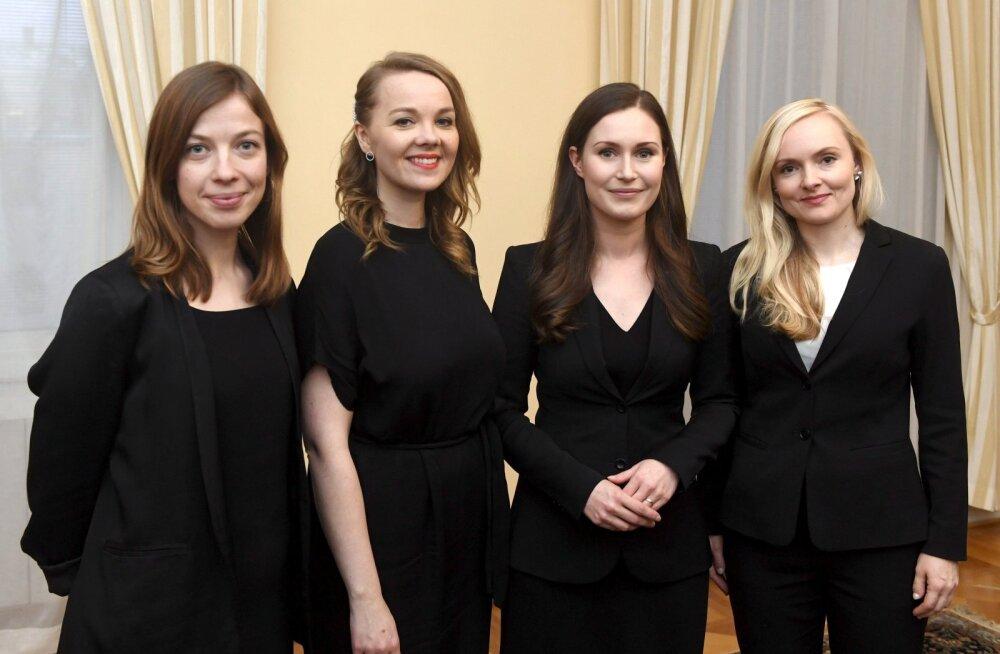 Soome parlament valis Sanna Marini uueks peaministriks ja president kinnitas valitsuse ametisse