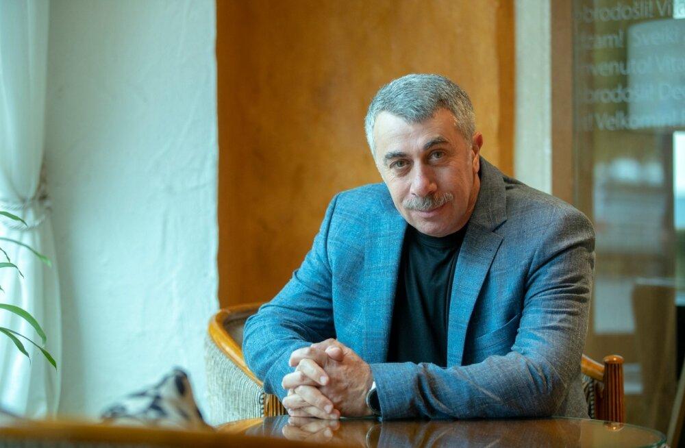Jevgeni Komarovski