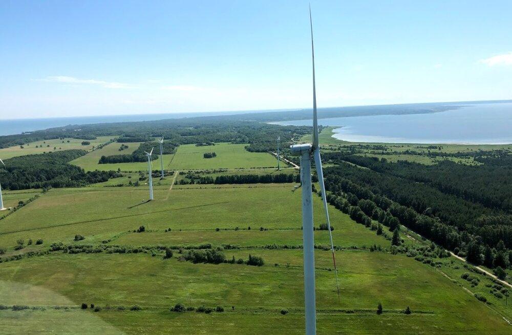 Выработка ветряка Eleon эффективнее даже морских ветряков