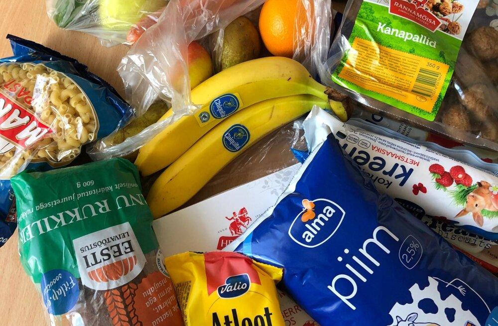 ФОТО | Почему не все эстонские школьники получают продуктовые пакеты? Как организовано питание учеников в разных муниципалитетах