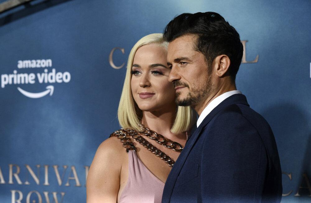 Kas staaride suhtes on probleeme? Katy Perry ja Orlando Bloomi pulmad on edasi lükatud