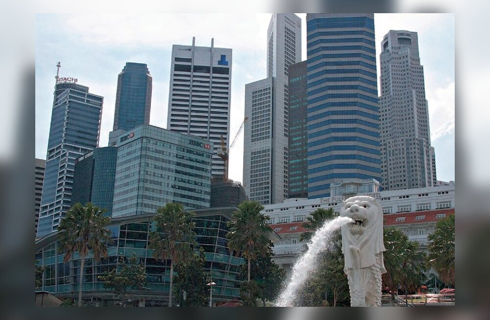 Noobel linnriik Singapur