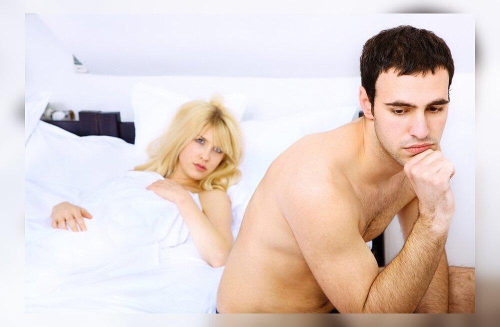 Mees tunnistab: petsin, sest tahtsin head seksi ja mul oli igav