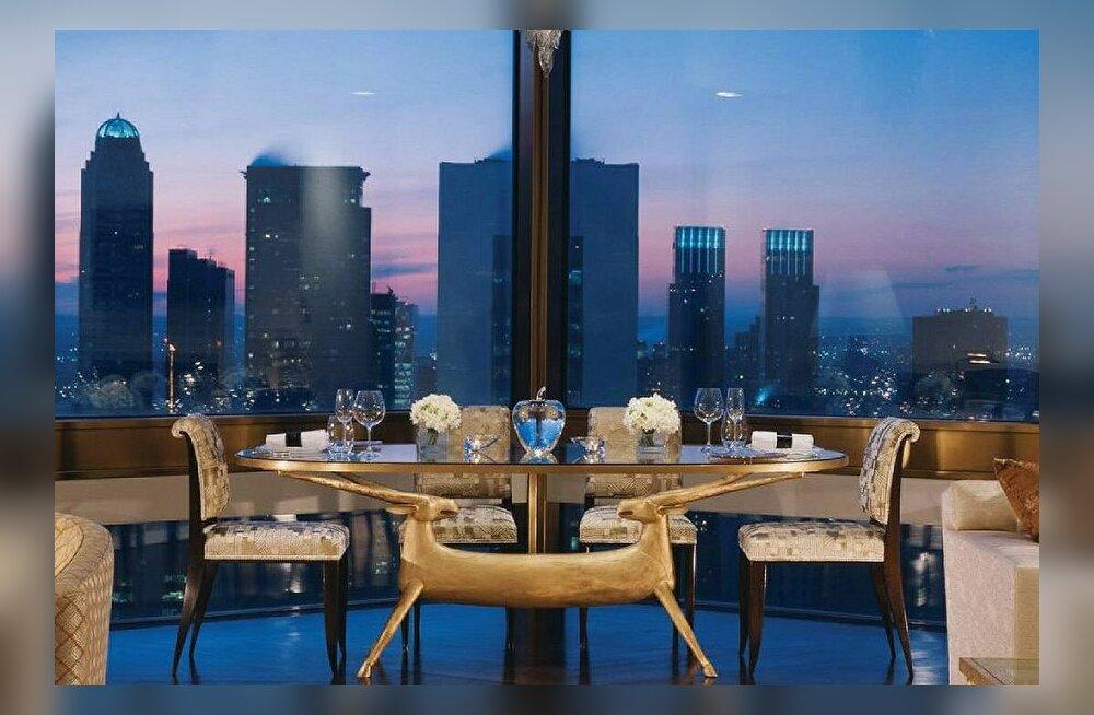 New Yorgi kalleim hotell maksab 45 000 dollarit öö