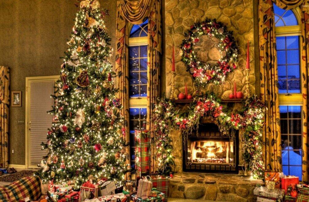 Kolm hotelli, kus on alati jõulud