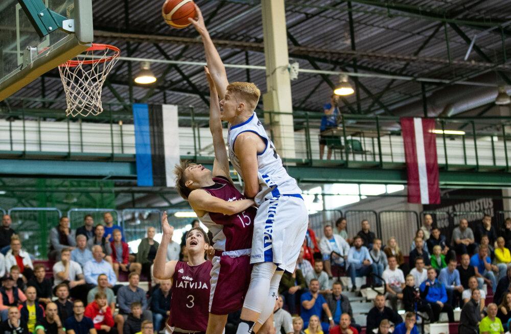 Matthias Tass mängus Lätiga