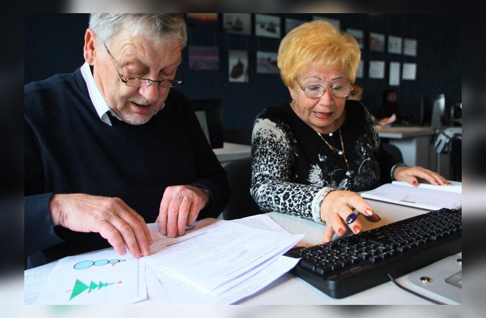 pensionärid, ühisdeklaratsioon, ühine tuludeklaratsioon
