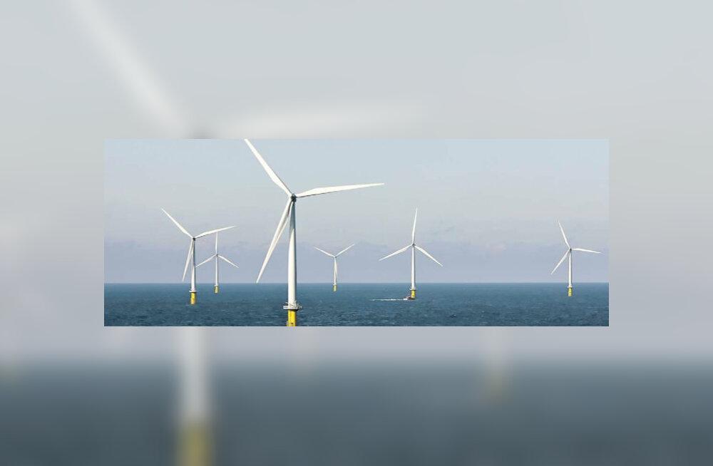Pevkuri soov: tuulikud elamutest kaugemale