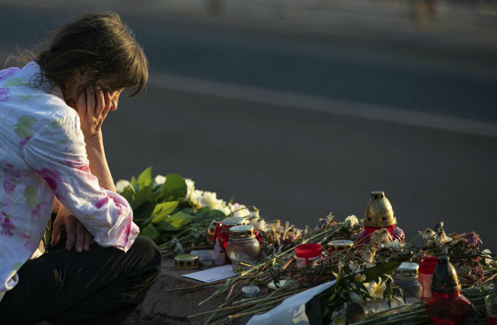 Doonau jõe laevakatastroofi hukkunute arv tõusis 20-ni, kapten endiselt leidmata