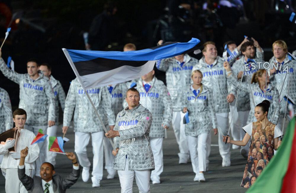Kas Eesti püstitab olümplaste rekordi ja saadab Rio de Janeirosse üle 47 atleedi?