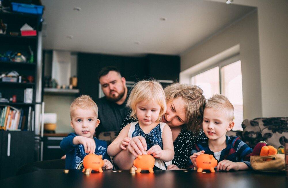 Tuntud pereblogija avaldab oma kaheksa säästunippi, mis tõesti toimivad