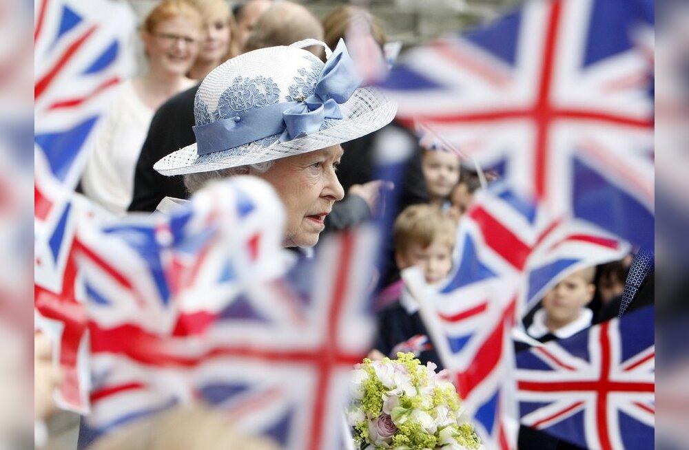 Briti peaminister tahab naistele meestega võrdse troonipärimisõiguse anda