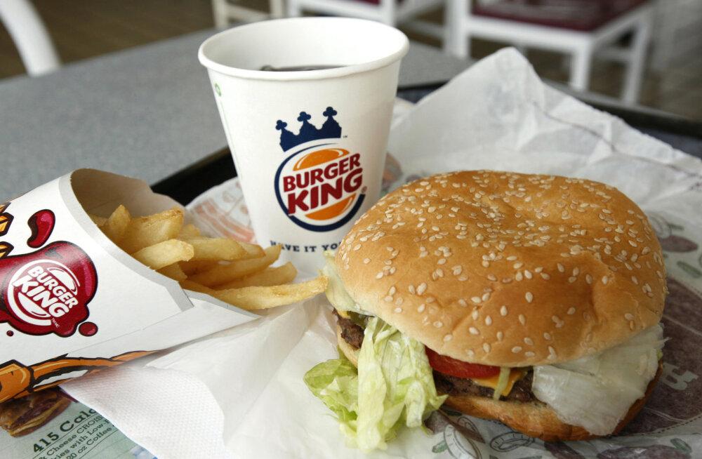 Burgerikettidel on Soomes suured plaanid
