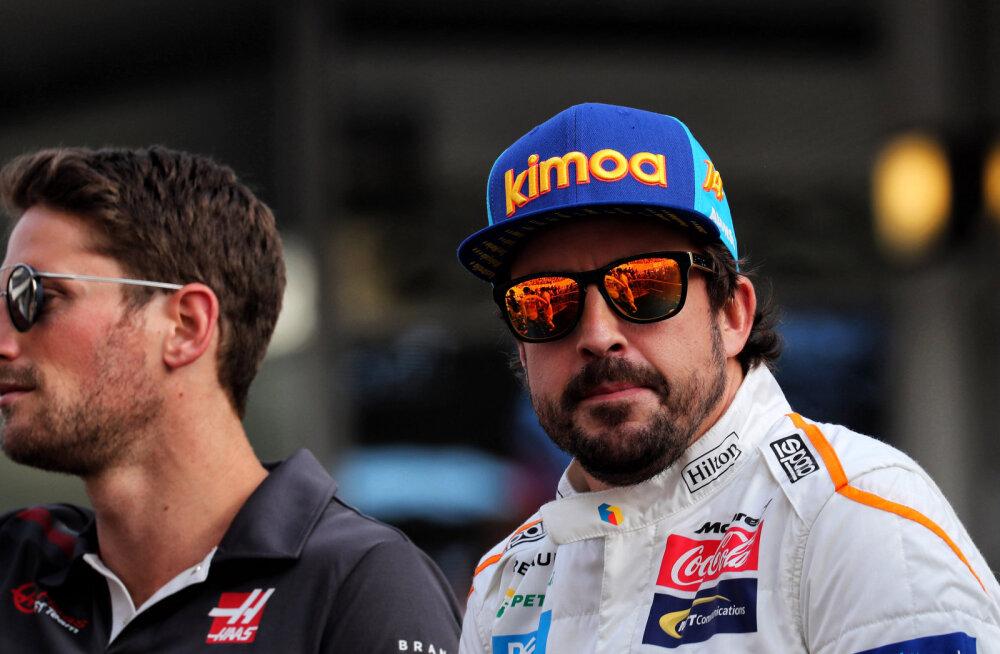 Kas tõesti? F1-sarjas võib näha peagi veel üht põnevat üleminekut