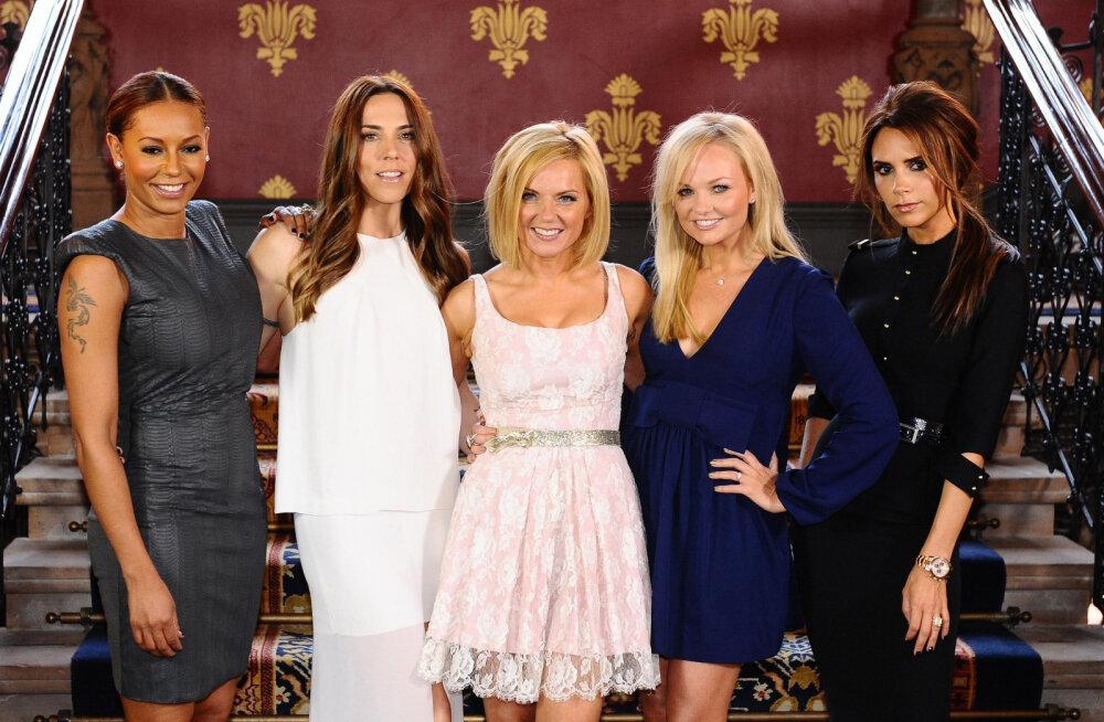 Kaos Spice Girlsi kontserdil! Fännid läksid üksteisele kätega kallale