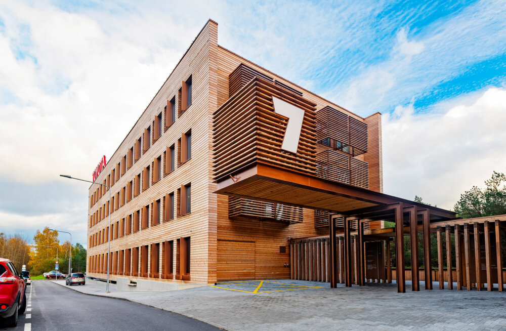 Экологически безопасное офисное здание Capital Mill: чем оно примечательно