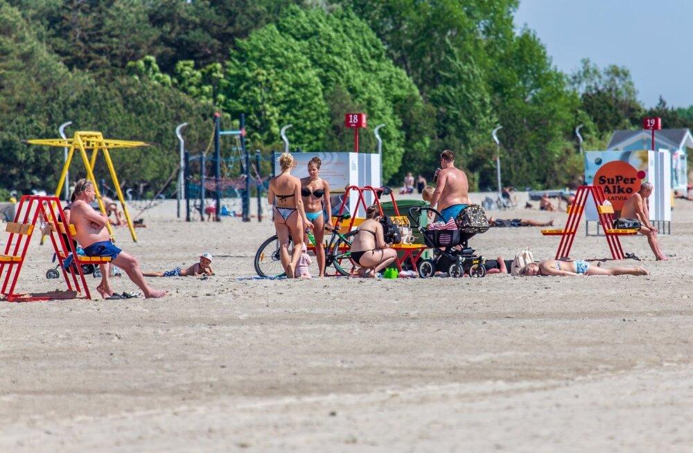 Температурные рекорды: в Литве сейчас жарче, чем в Испании