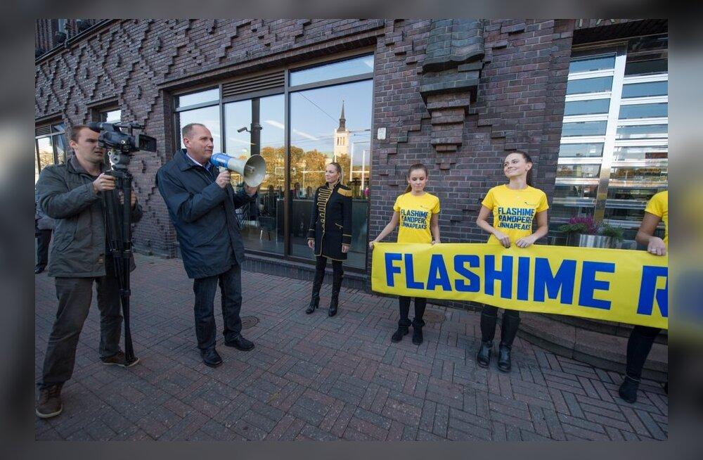 Flashime Randpere linnapeaks