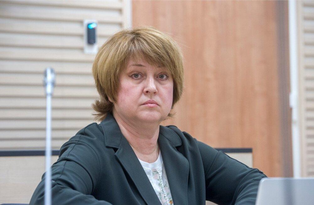 Эстонская бизнесвумен оставила нефтяную кампанию без работников, машин и денег. Фирма требует с нее около 30 млн евро