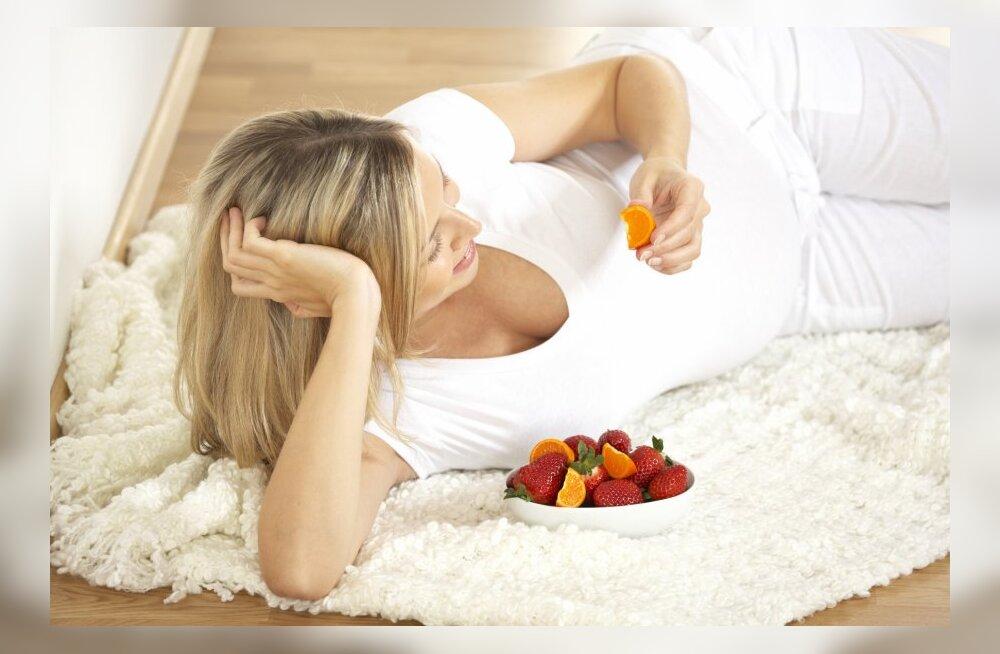 d3b708560e0 Õige toitumine raseduse ajal - Pere ja kodu