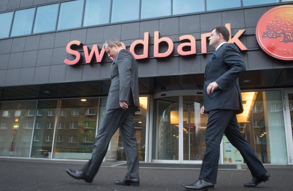Swedbanki uued juhid