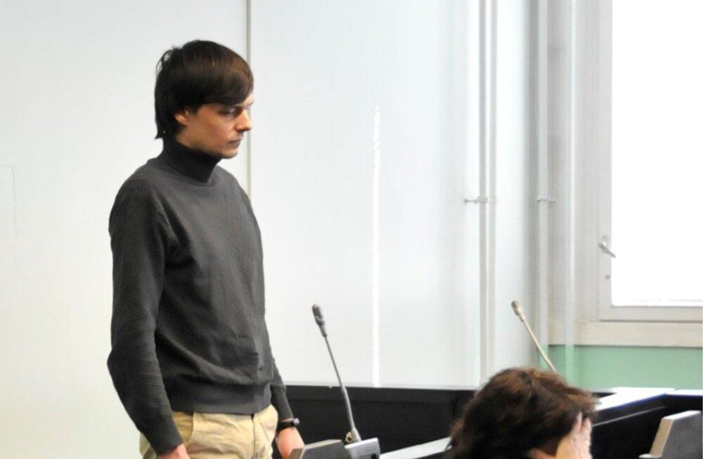 Vene eriteenistuse jaoks luuranud Artjom Zinchenko mõisteti viieks aastaks vangi