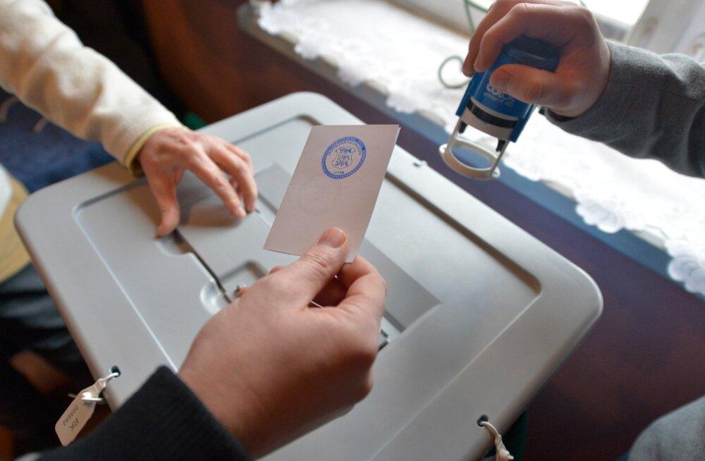 Ministeerium kavatseb valimisringkonnad ühtlasemaks muuta