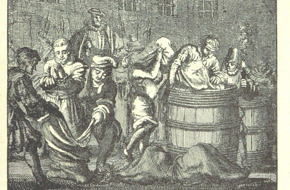 Vanad roomlased karistasid isatapjaid kummalisel moel