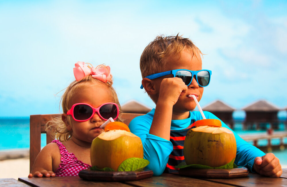 Lastega reisimine on lõbus ja nauditav, kui selleks on tehtud korrektsed ja igat elujuhtumit puudutavad ettevalmistused.