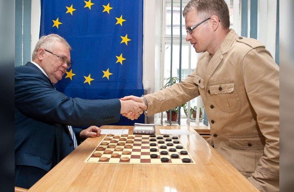FOTOD: Tallinnas avati rahvusvaheline kabeturniir