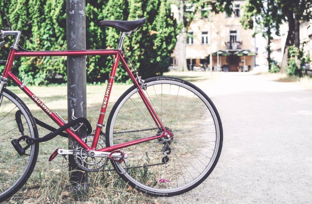 Ekspert annab nõu, kuidas kavaldada üle üha aktiivsemaks muutuvad jalgrattavargad
