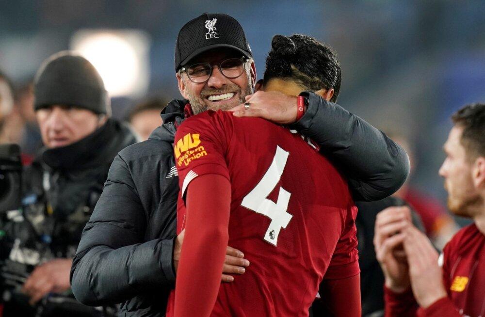 Liverpooli eduloost rääkides tuuakse peamiselt esile kaks nime: Jürgen Klopp ja Virgil van Dijk.