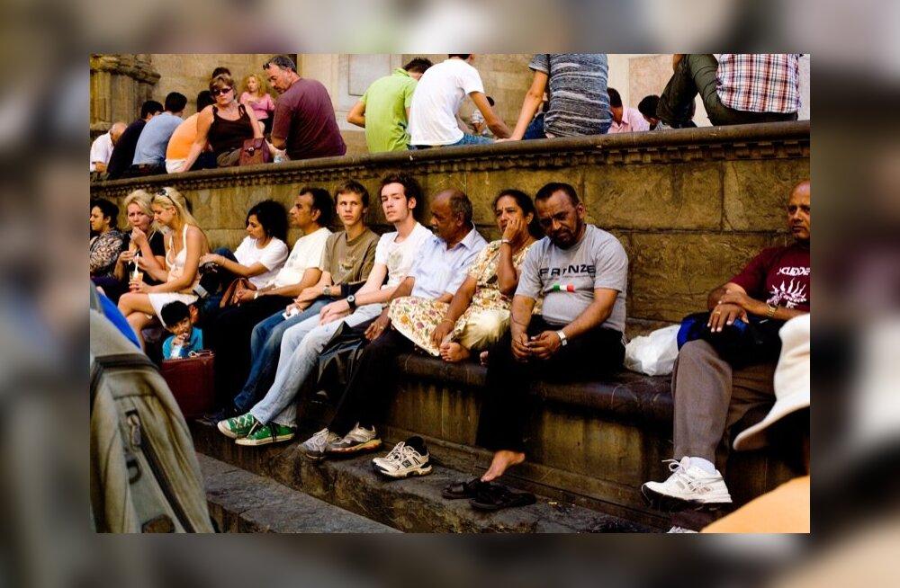 Власти Флоренции придумали оригинальный способ борьбы с туристами