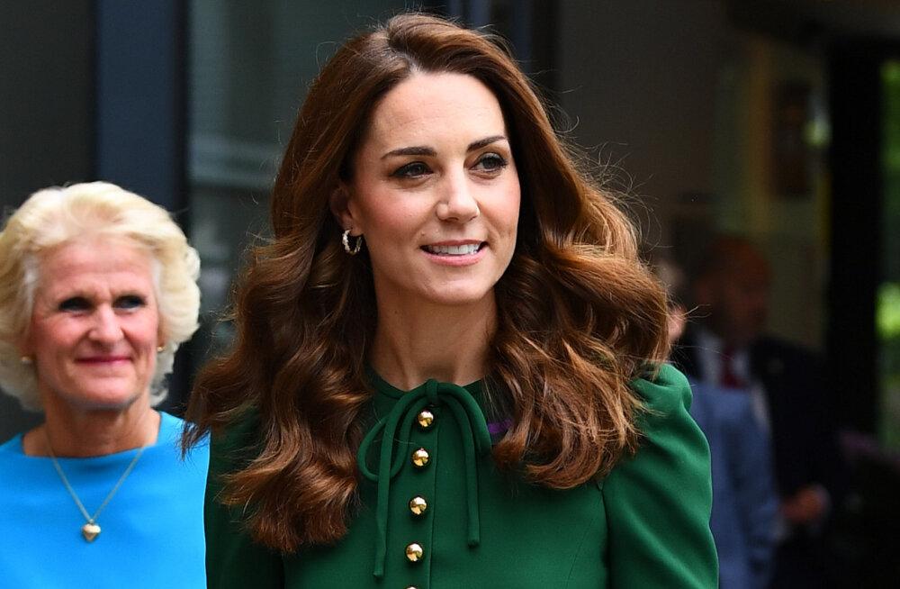 Unistad saledast figuurist nagu Kate Middletonil? Siis võta omaks tema trennirutiin
